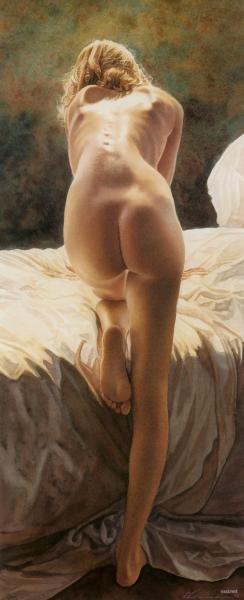 художественное фото обнаженного женского тела